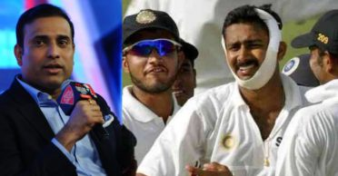 """""""A giant who rose beyond the call of duty"""": VVS Laxman pays rich tribute to Anil Kumble"""