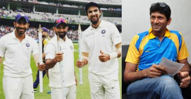 Venkatesh Prasad tags camaraderie between current Indian pace attack 'unprecedented'