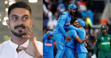 Vijay Shankar reveals a shocking incident when a Pakistan fan abused Indian players ahead of 2019 World Cup clash