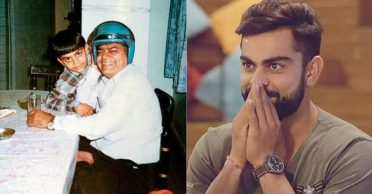 """""""They're always watching over you…"""" – Virat Kohli remembers his late dad on Father's Day"""
