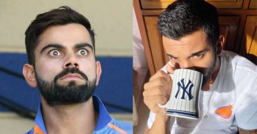 KL Rahul comes up with a perfect reply as Virat Kohli tries to troll him