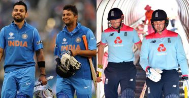 Top 5 pair with best run-rates in ODI cricket partnerships