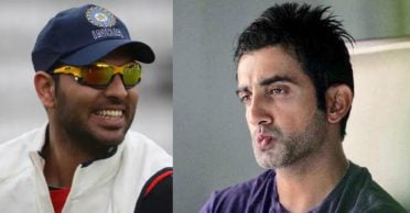 Yuvraj Singh mocks Gautam Gambhir with a hilarious dig on the latter's Instagram post