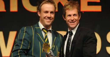 """I had grass and blood all over"": How Jonty Rhodes' runout of Inzamam in 1992 WC inspired AB de Villiers"