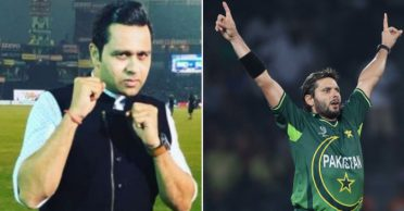 "Aakash Chopra gives explicit response to Shahid Afridi's ""Indian players asked for forgiveness"" remarks"