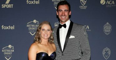 Alyssa Healy bashes a Twitter user for mocking her husband Mithell Starc