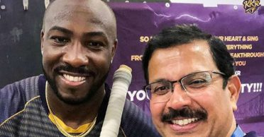 """He's the Michael Jordan of T20 cricket"": KKR CEO heaps praises on Andre Russell"