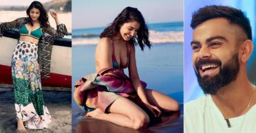Virat Kohli mesmerized by wife Anushka Sharma's steamy pictures for VOGUE India