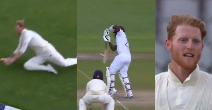 WATCH: Ben Stokes fetches ball from the boundary on follow-through, dismisses Jermaine Blackwood three deliveries later