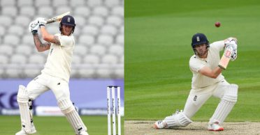 ENG vs WI: Ben Stokes and Dom Sibley's tons takes England's score to 469-9d on Day 2