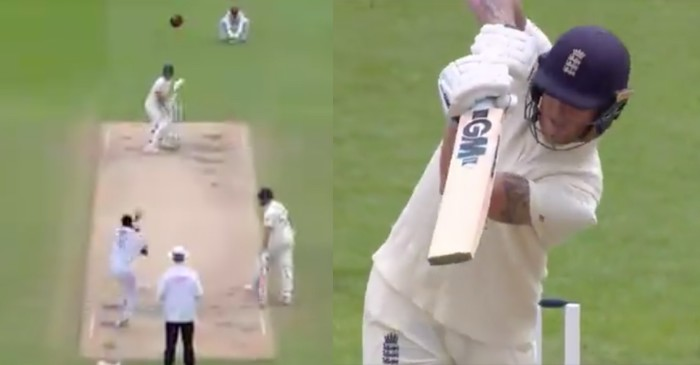 ENG vs WI: WATCH: Ben Stokes nonchalantly deposits Alzarri Joseph's delivery over long-on