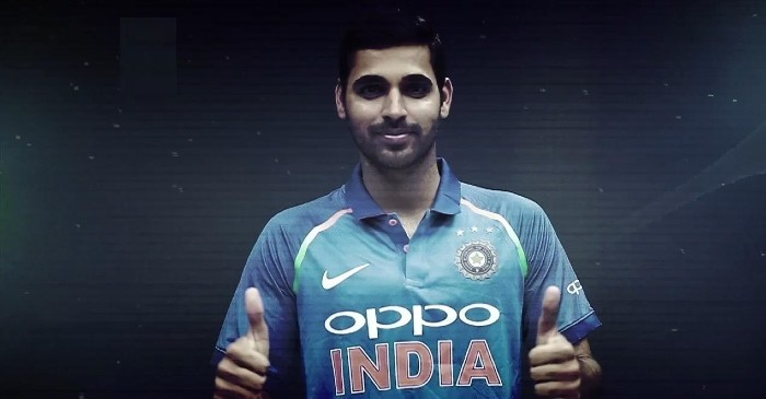 Bhuvneshwar Kumar dishes out his preferred choice of actor for his biopic