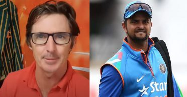 """""""I don't see him playing again"""": Brad Hogg on future of Suresh Raina in Team India"""