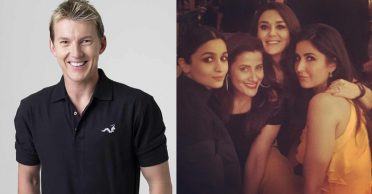 Brett Lee reveals his favourite Bollywood actress