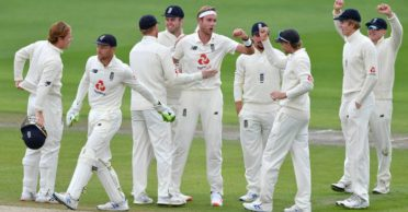 England beat West Indies by 113 runs to level the ongoing Test series