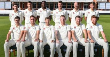 England announce Test squad ahead of their first game against West Indies