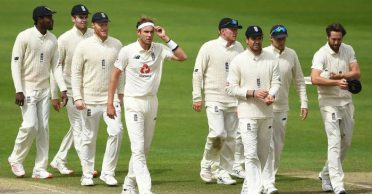 England announces squad for second Test against Pakistan