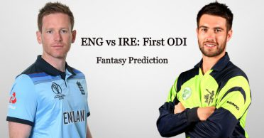 England vs Ireland, 1st ODI: Fantasy Prediction, Pitch Report and Playing 11