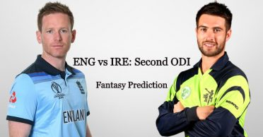 England vs Ireland, 2nd ODI: Fantasy Prediction, Pitch Report and Playing 11