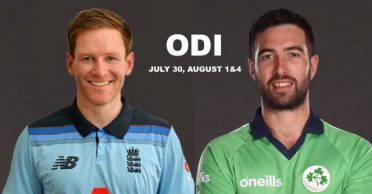 England vs Ireland ODI: Fixtures, Squads, Match Timings, Broadcast and Live Streaming details