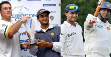 """He's always calm, approachable…"" – Graeme Smith and Kumar Sangakkara reveal their equation with Sourav Ganguly"