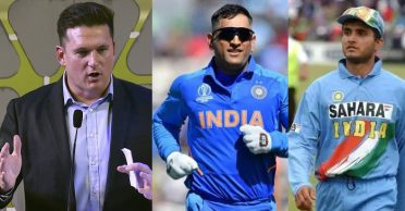 Graeme Smith elucidates the biggest difference between MS Dhoni and Sourav Ganguly's captaincy
