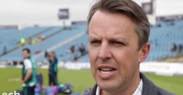 """""""Much better than people give him credit for"""": Graeme Swann lavish praises on Indian bowler"""