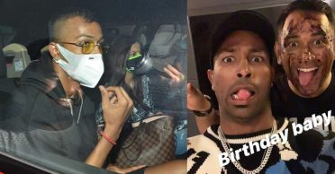 Pandya brothers flew to Ranchi in a chartered plane to celebrate MS Dhoni's birthday