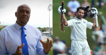 Ian Bishop names Sachin Tendulkar as one of the most difficult batsmen he ever bowled to
