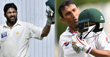 Top 5 Pakistan batsmen with most Test runs against England