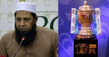 Inzamam-ul-Haq apprehensive about the prospect of IPL 2020 in T20 World Cup window