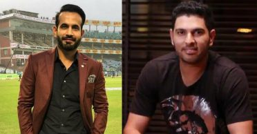 Irfan Pathan and Yuvraj Singh indulge in a funny banter on Twitter