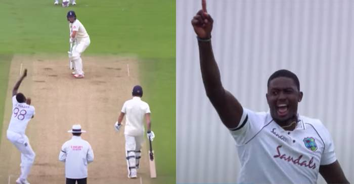 Jason Holder six-wicket haul