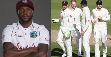ENG vs WI: Jermaine Blackwood reveals how sledging from England players inspired him to play match-winning knock