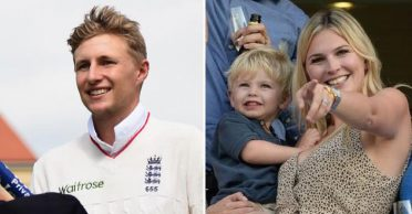 Joe Root and his wife Carrie Cotterell become proud parents for the second time