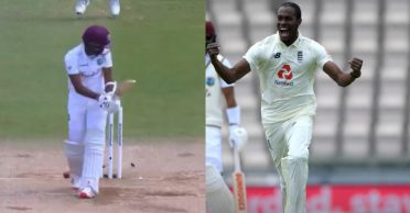 ENG vs WI: WATCH – Jofra Archer rips through West Indies top-order in 2nd innings