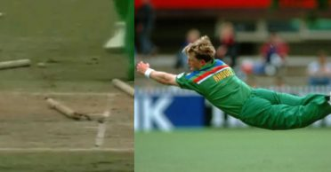 Birthday Special – WATCH: The run-out which defines Jonty Rhodes' career