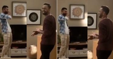 Krunal hilariously rants on Instagram after watching Hardik Pandya's acting skills in a commercial shoot