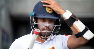 Sri Lanka batsman Kusal Mendis arrested after crashing into a cyclist who died instantly