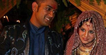 On this day in 2010: MS Dhoni married Sakshi Singh Rawat in Dehradun