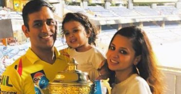 Chennai Super Kings wishes 'super couple' MS Dhoni and Sakshi on their 10th wedding anniversary