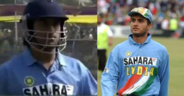 'We have this chabuk new batsman': Sourav Ganguly after the discovery of MS Dhoni's hitting talent on 2004 Bangladesh tour