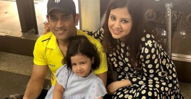 Following mother, Ziva wishes father MS Dhoni on his birthday with a sweet message