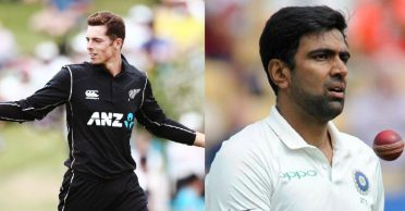 Mitchell Santner reveals how he learnt a variation from Ravichandran Ashwin