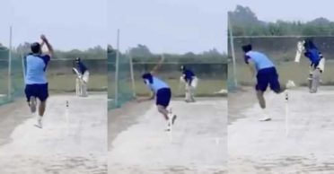 WATCH: Indian pacer Mohammed Shami returns to practice at his farmhouse