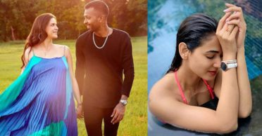 Sonal Chauhan, Sania Mirza and others react to Hardik Pandya's adorable picture with Natasa Stankovic