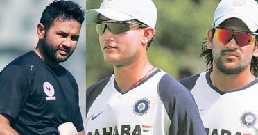 Parthiv Patel lists out the difference between Sourav Ganguly and MS Dhoni's captaincy