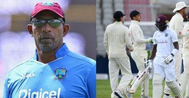 Phil Simmons puts West Indies batsmen on notice after the 113-run defeat in Manchester