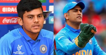 Priyam Garg reveals how he learnt to remain calm by watching MS Dhoni play