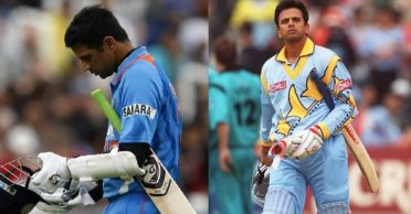 Rahul Dravid opens up about his insecurities after being dropped from ODI team in 1998